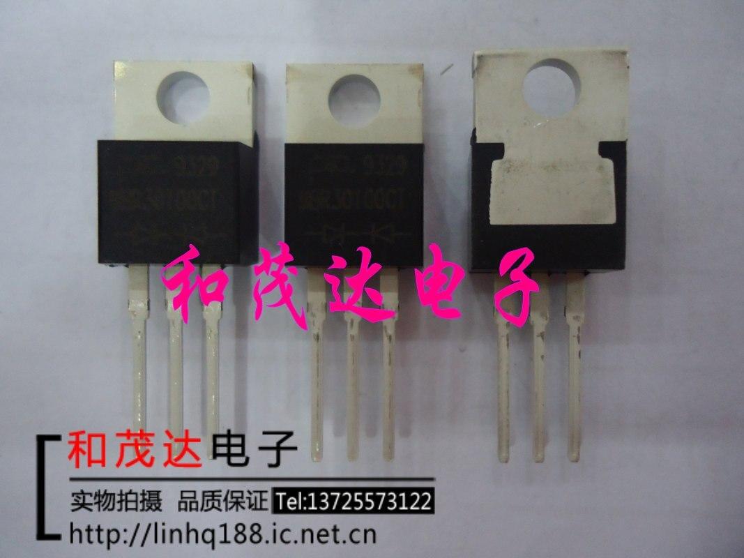 1 шт. новый оригинальный MBR30100CT TO-220 PEC 100V30A в наличии