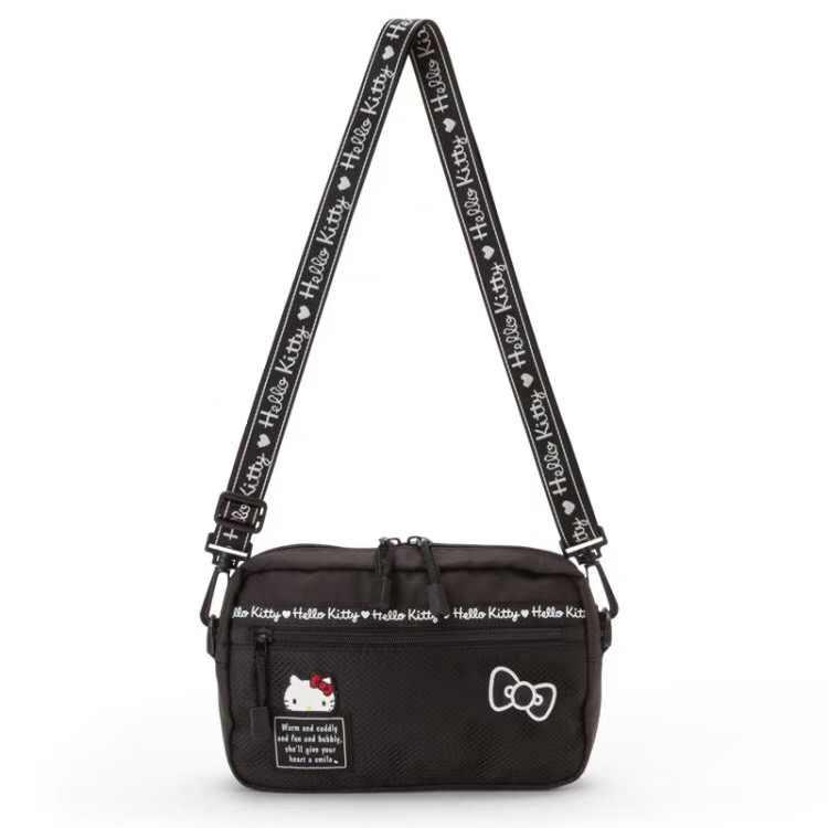 Cartoon Carino Ciao Kitty Cinnamoroll Cane di Spalla Dei Bambini del Sacchetto di Crossbody Bag Borsa Del Portafoglio per le Ragazze Regali