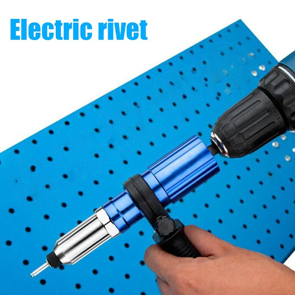 Drill Joint Adapter Riveter Insert Nut Tools Electric Rivet Gun Adapter 2 4mm 4 8mm Blind Rivet Nut Pull Drill Riveting Tool Hot Discount A9b814 Cicig