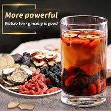 цена на Fudongdongjing, ginseng, five treasures tea, men's tea, old tea, men's health, durable men's treasure eight tea