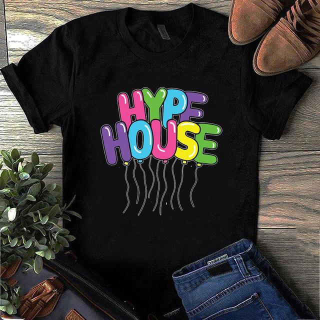 THE HYPE HOUSE T-SHIRT (15 VARIAN)