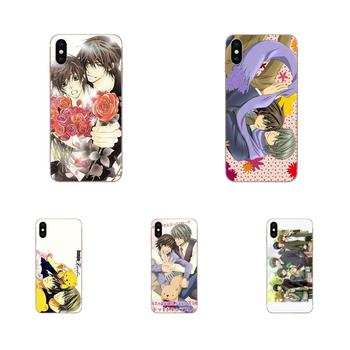 TPU Phone Coque Junjou Romantica Tv Series For Galaxy Alpha Note 10 Pro A10 A20 A20E A30 A40 A50 A60 A70 A80 A90 M10 M20 M30 M40 image