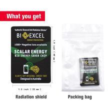 10 шт био эксель наклейка отрицательные ионы энергия для мобильного телефона анти радиационная заставка наклейка со смарт-чипом