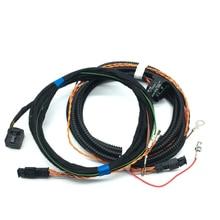 Ön kamera şerit tutmak Lane assist & ACC sensörü kablosu adaptif kontrol Cruise kablo demeti vw Golf 7 için MK7 passat B8 A3 8V
