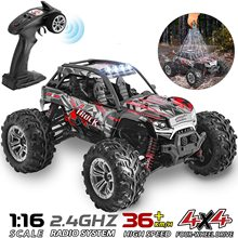 HISTOYE 4WD IPX4 Waterproof RC Cars High Speed Remote Contro