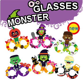 kindergarten lots arts crafts diy toys halloween costume glasses crafts kids educational for children's toys girl/boy gift 16911 new kindergarten lots arts crafts diy toys creative cartoon nonwoven fabric glove crafts kids finger educational for children s toys fun party diy decorations girl boy christmas gift 18903