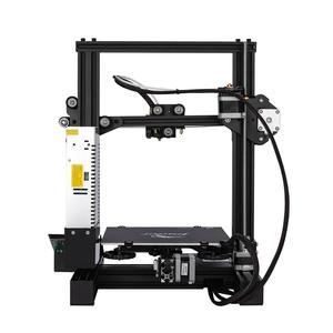 Image 3 - 2019 Ender 3/Ender 3X 3D מדפסת DIY ערכת גדול גודל מדפסת 3D המשך הדפסת כוח. מגנטי צלחת Creality 3D אנדר 3