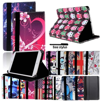 Shockproof Multicolor Leather Tablet Stand Folio Cover Case Suitable for Apple IPad Mini 1/2/3/4/5 Foldable Tablets Case+pen - discount item  40% OFF Tablet Accessories
