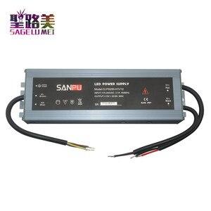 Image 4 - Alimentation électrique ultrafine étanche IP68 LED à DC12V/dc 24v, transformateur 45W/60W/AC110V 220V W/100W/120W/150W/200W/300W, pilote led