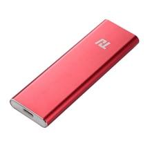 QUI Original Mini SSD HD Externo de 128 GB Drive de Estado Sólido SSD de 256 GB 512 GB 1 TB Portátil USB3.1 400 MB/s para PC Notebook Laptop