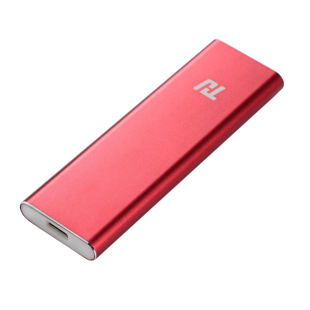 THU Original Mini SSD 128 GB HD externo de unidad de estado sólido 256GB 512 GB 1 TB SSD portátil USB3.1 400 MB/S para PC portátil Mini cámara 160 grados HD 1080P DVR micrófono incorporado FPV Micro Cámara de Acción con Cable para RC Drone accesorios de piezas