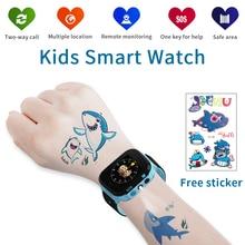 Timethinker T09 Children Smart Watch AGPS Smartwatch Kids Sim Card SOS Call with Camera Anti-lost Russian VS Q50 Q90