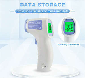 Electronic-Thermometer Forehead Digital Infrared Non-Contact Baby/adult IR Body-Diagnostic-Tool