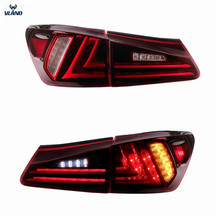 цены на VLAND car lamp assembly for IS250 Tail light for IS350/IS300 2006-2014 LED rear lamp car accessories  в интернет-магазинах