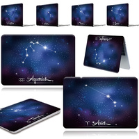 KK&LL For HUAWEI MateBook X Pro 2019 13.9 / MateBook 13 14 inch  - constellation Art PC Shell Laptop Anti-Scratch case Cover
