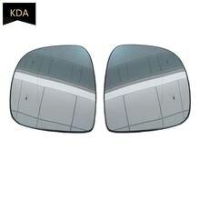 Auto Bolle Links Rechts Verwarmde Wing Achteruitkijkspiegel Glas Voor Mercedes Benz Vito Mixto Doos 2003 2004 2005 a0008100719 A0008100819
