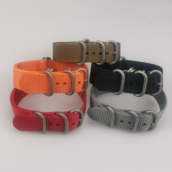 STEELDIVE Mans Mechanical Watch Band 20mm Nylon Strap 20/22mm Automatic Bracelets 22mm Fashion NATO