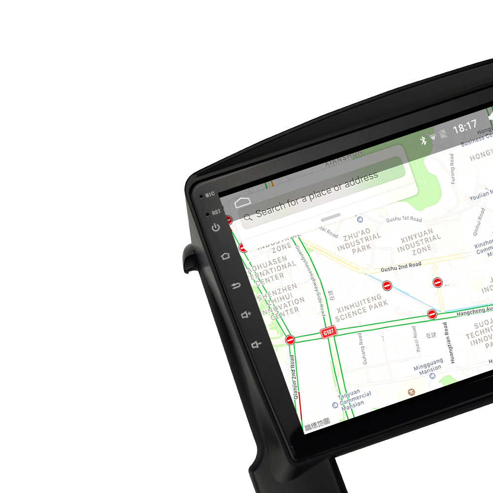 EKIY 10.1 ''IPS Android 9.0 samochodowe multimedia radio samochodowe dla KIA Sorento 2 XM Sedan 2009 2010 2011 2012 nawigacja GPS nr 2 Din 4G