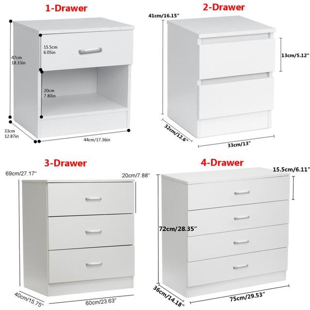 White Board Basic Furniture 5