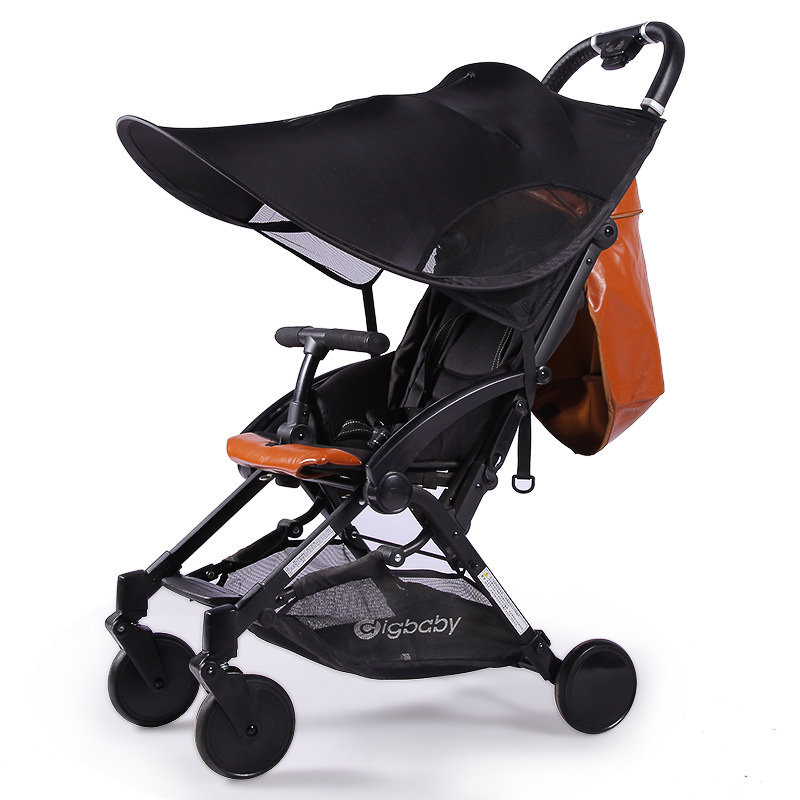 Baby Stroller Sunshade Full Bottle Sun-resistant Universal Accessories Cart Parasol Car Cover Windproof Ultraviolet ray Disassem