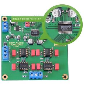 Image 4 - HiFi PCM1794A DAC Audio Decoder 24Bit 192kHz  DAC Decoding Module 5532*2+5534*2