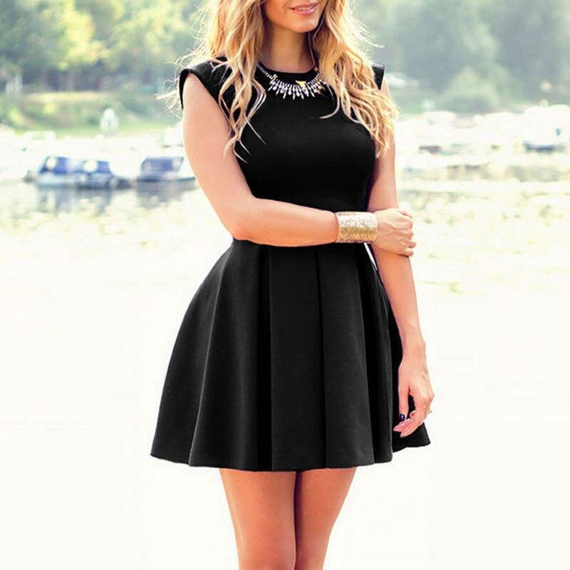 Summer Women Party Dress 4