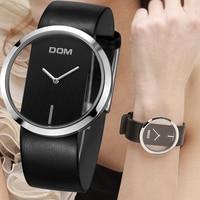 TEENRAM moda kobiety zegarki luksusowe panie zegarek kwarcowy wodoodporny skórzany pasek zegarek sportowy na co dzień dziewczyna elegancka sukienka w Zegarki damskie od Zegarki na