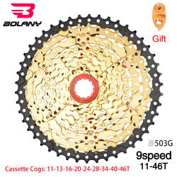 MTB Bicycle freewheel 8 9 10 11 Speed 40 42 46 50T Flywheel For Shinamo XT SLX Sram Mountain Bike Cycling Cassette Accessories