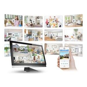 Image 4 - Miecu Mini grabadora de vídeo ONVIF para sistema de seguridad de cámara IP, H.265, NVR, Full HD, P2P real, 16 canales/8 canales, 5MP, 16 canales, 1080P