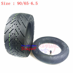Image 5 - 11 inch 90/65 6.5 city Road Off road Tire Inflatable Tubeless Tyre for Dualtron Thunder Electric Scooter Speedual Plus Zero 11X