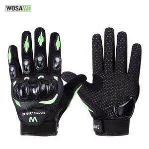 Женские велосипедные перчатки WOSAWE, летние дышащие мотоциклетные перчатки для мотокросса, внедорожные велосипедные перчатки MTB