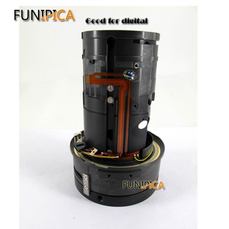 Original de 24 70mm f2.8G cilindro principal de la lente del barril con la apertura de la flexión de la broca con el vidrio para Nikon 24  70 piezas de reparación de lentes-in Circuitos from Productos electrónicos    1
