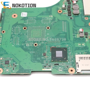 Image 4 - NOKOTION GL10FG 6050A2492401 MB A02 V000288220 1310A2492460 For Toshiba satellite P870 P875 Laptop motherboard SLJ8E DDR3