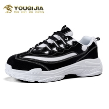 Men Vulcanize Shoes Hot Sale Casual Sport White Sneakers Basket Femme Running Lover Krasovki Trainers