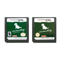 DS Video Game Cartridge Console Card Nintendogs Series For Nintendo DS 1