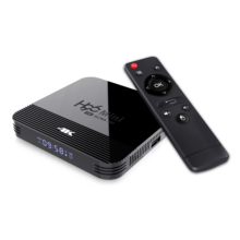newest H96mini H8 RK3328A Android 9.0 TV Box 1GB/8GB 2.4G +5