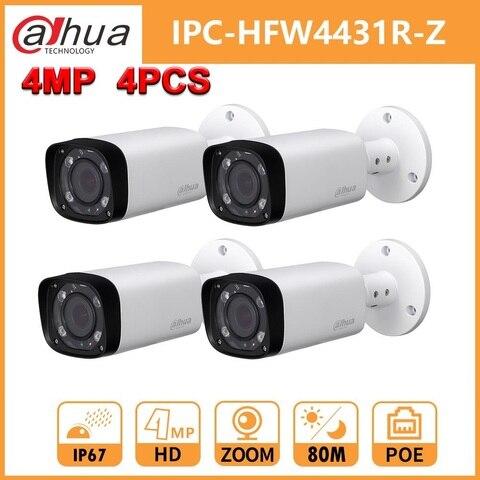 camera ip dahua ipc hfw4431r z 4mp 2 7 12mm lente vf 60m gama de