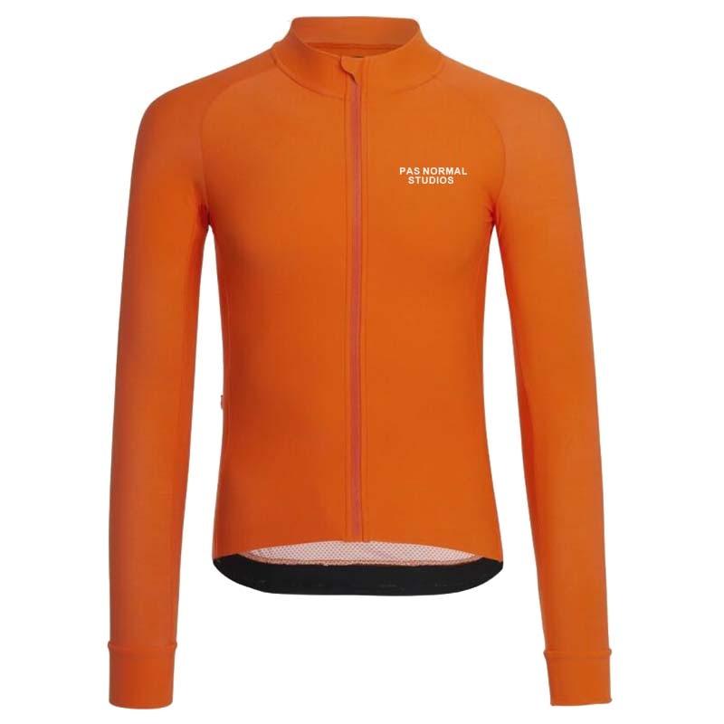 Camisas De Ciclista Masculino 2020 Spring / Autumn Lightweight Thin Long Sleeve Cycling Jerseys Classic Version Ciclismo Estivo