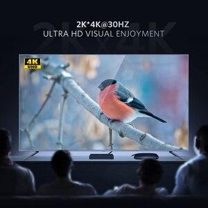 Image 3 - UGREEN KVM переключатель 2 в 4 выхода HDMI, коммутатор, коробка обмена usb хаб с 3 режимами переключения для принтера клавиатуры ноутбука KVM HDMI