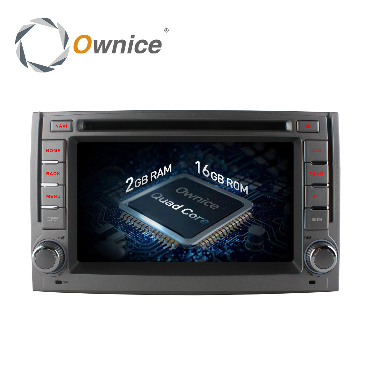 Ownice C500 Android 6.0 Octa Core Car DVD GPS Navi for Hyundai H1 Grand Starex 2007 - 2015 2GB RAM 32GB ROM support 4G DAB+ TPMS