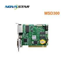 Carte d'envoi pour Nova star MSD300/DVI, affichage led couleur, entrée écran led compatible HDMI, panneau, contrôleur compatible nova mrv328