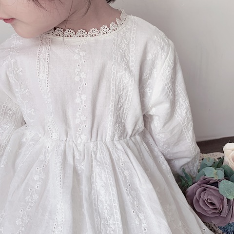 criancas para meninas princesa vestidos de outono