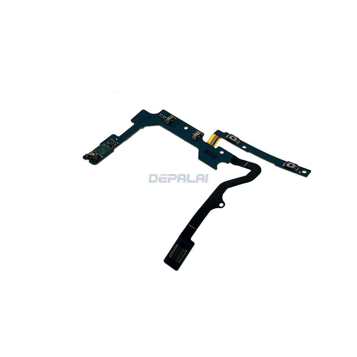 Kabel Tombol Volume Fleksibel untuk Samsung Galaxy A5 A5000 A5009 Suku Cadang