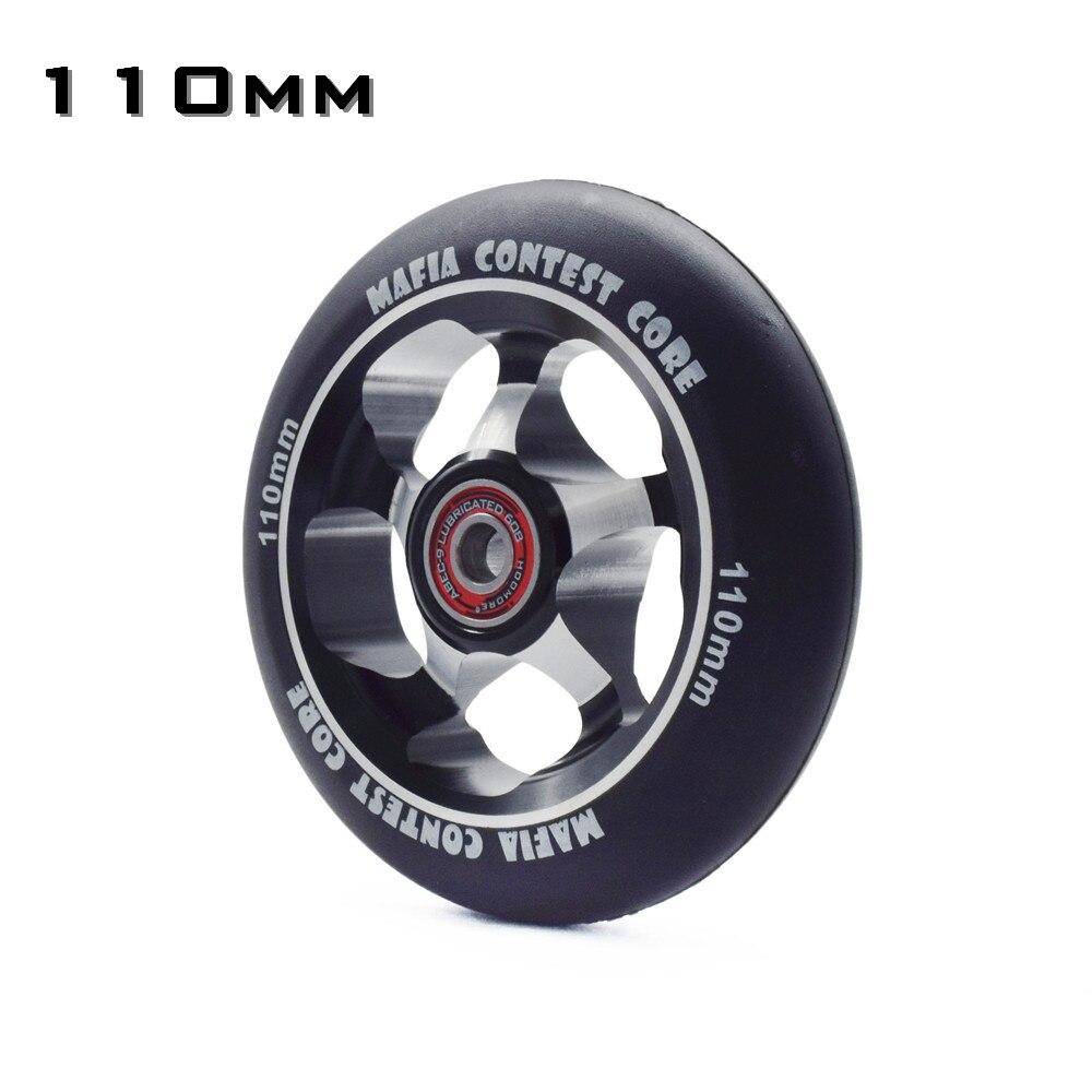 Roda de Scooter 110 milímetros 608 rolamento