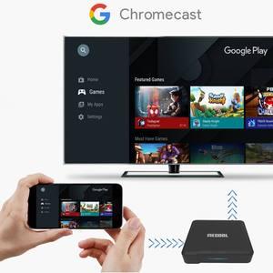 Image 5 - Mecool KM1 جهاز فك تشفير الإشارة مع Android 2.4 ، وحدة فك ترميز الإشارة مع 4 جيجابايت ، 64 جيجابايت ، Amlogic S905X3 ، wi fi مزدوج 10.0 جيجابايت ، 5 جيجابايت ، BT4.0 ، مشغل وسائط