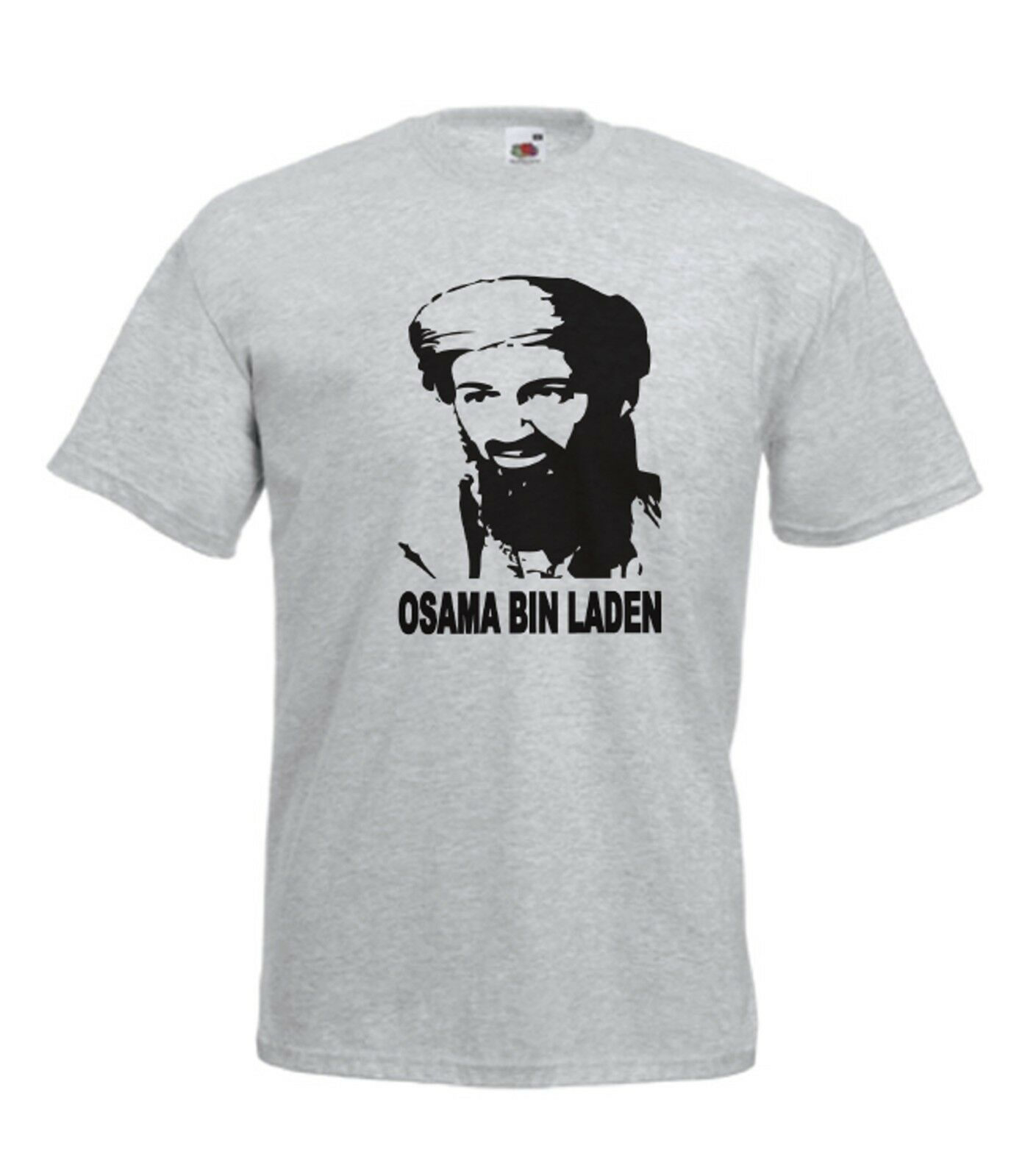 Bin Laden Funny Usa Army Xmas Birthday Gift Idea Mens Womens Adult T Shirt Top