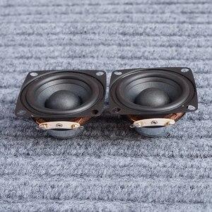 Image 3 - 2pcs 2 นิ้ว Full Range ลำโพงบาร์เสียงแบบพกพา 4 โอห์ม 8 โอห์ม 15W ลำโพงกลางแจ้ง DIY HIFI boombox โฮมเธียเตอร์ 5.1 ลำโพง