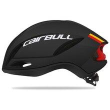 CAIRBULL SPEED Cycling Helmet Racing Road Bike Aerodynamics Pneumatic H