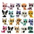 Купите 5 шт. и получите 2 подарка, 4-5 см, свободная старая кошка, игрушки для зоомагазина, щенок, котенок, фигурка, мини-игрушка, фигурки, класси...