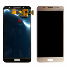 10pcs/lot Adjust Brightness LCD For Samsung Galaxy 5 2016 J510 J510FN J510F J510M J510H LCD Display Touch Screen Digitizer 5.2(China)